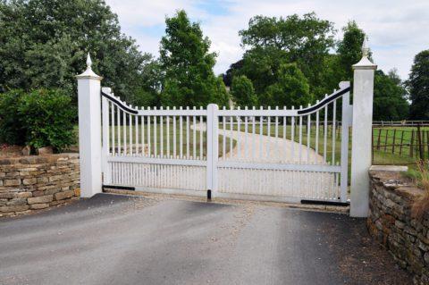 Les types d'ouvertures pour portails
