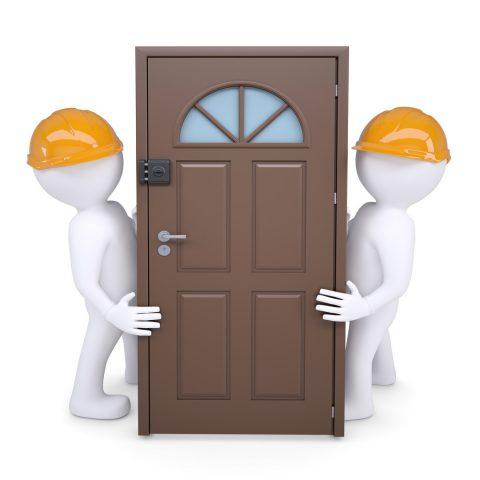 Pourquoi faire appel à un professionnel pour l'installation de sa porte d'entrée ?