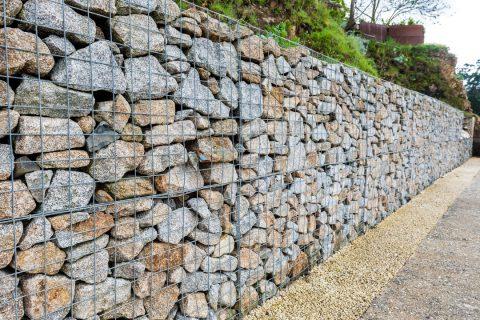Le mur gabion : qu'est-ce que c'est ?