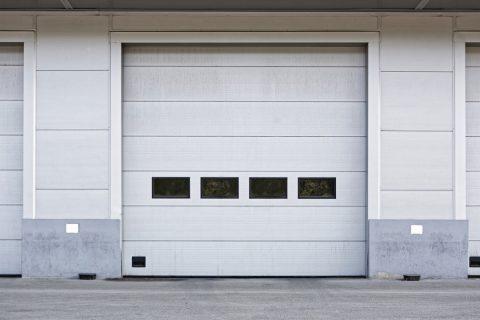 Les avantages de la porte de garage en PVC