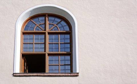 Pourquoi choisir une fenêtre cintrée ?