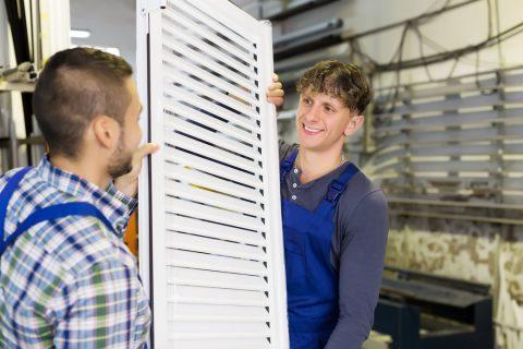 Les avantages et inconvénients des volets en PVC
