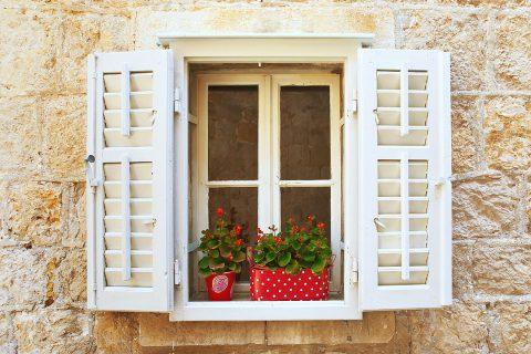 Les différents types de fenêtre et volets