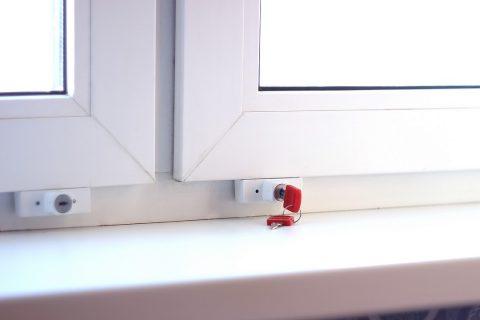 Les sécurités enfant pour les fenêtres