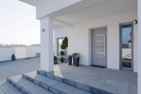 Les portes d'entrée en détails